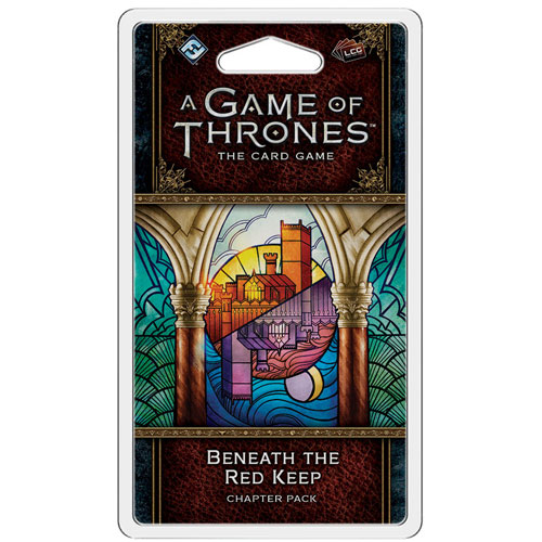 A Game of Thrones LCG 2nd Edition: Beneath the Red Keep Chapter Pack