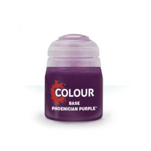 Base: Phoenician Purple (12ML)
