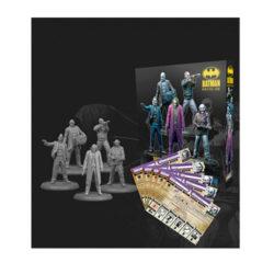 Batman Miniatures Game - Why So Serious?