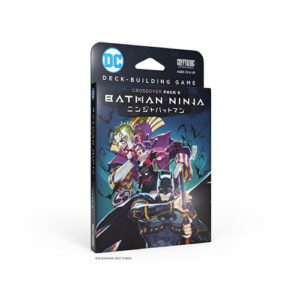 DC Comics Deck-Building Game: Crossover Pack 8: Batman Ninja