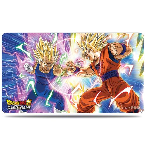 Dragon Ball Super Playmat: Vegeta vs Goku