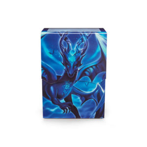 Dragon Shield Deck Shell: Xon Matte Night Blue Panga
