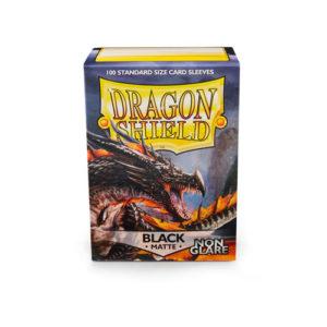 Dragon Shield Matte NonGlare: Black
