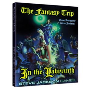 Fantasy Trip In the Labyrinth