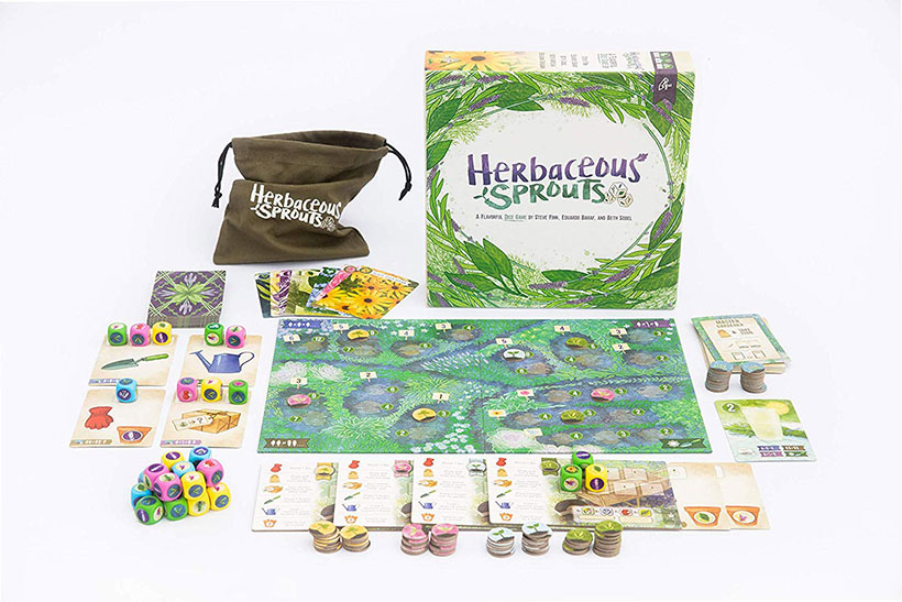 Harbaceous Sprouts - Components