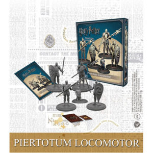 Harry Potter Miniatures Adventure Game- Piertotum Locomotor Expansion