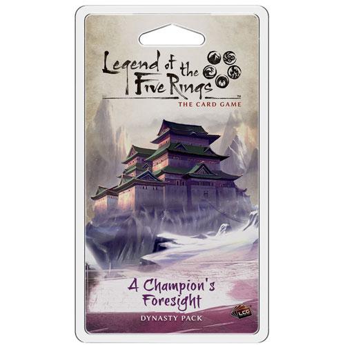 L5R LCG: A Champion's Foresight