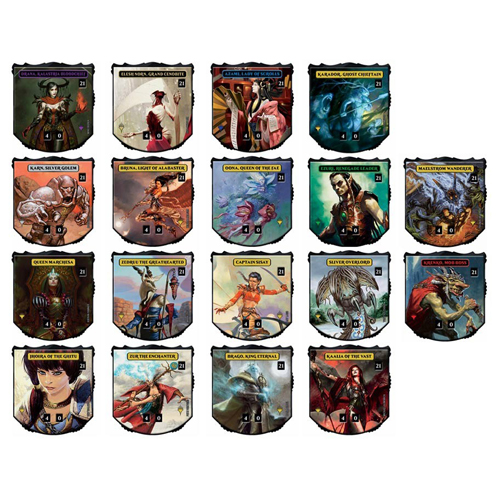 MTG Relic Tokens Legendary Collection (36 Pack)
