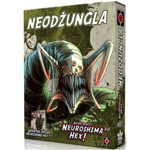 Neuroshima Hex 3.0: Neojungle