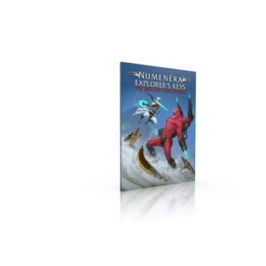 Numenera RPG: Explorers Keys Ten Instant Adventures