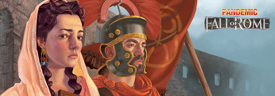 Pandemic: Fall of Rome Review