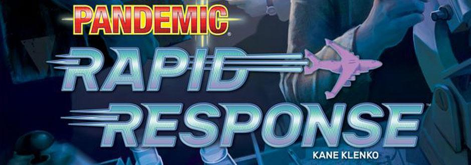 Pandemic: Rapid Response – Preview