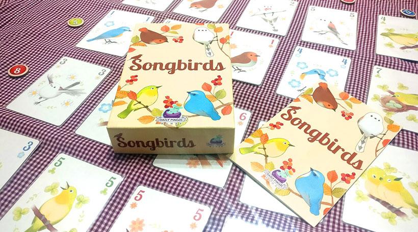 Picnic Games - Songbirds