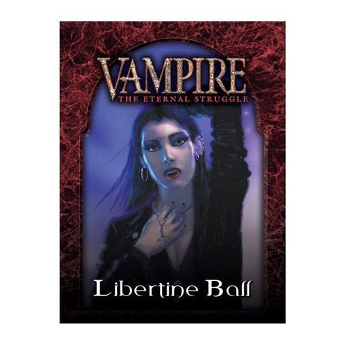Sabbat: Libertine Ball: !Toreador Preconstructed Deck: Vampire The Eternal Struggle