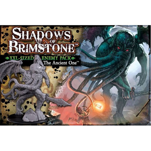 Shadows of Brimstone: The Ancient One – XXL Deluxe Enemy Pack Expansion