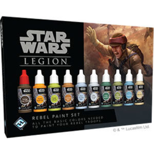 Star Wars: Legion - Rebel Paint Set