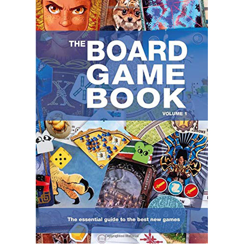 The Board Game Book: Volume 1
