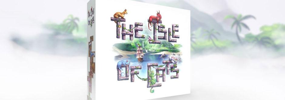 The Isle of Cats – New to Kickstarter