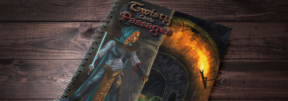 Q&A with Twisty Little Passages creator Mike Rimer