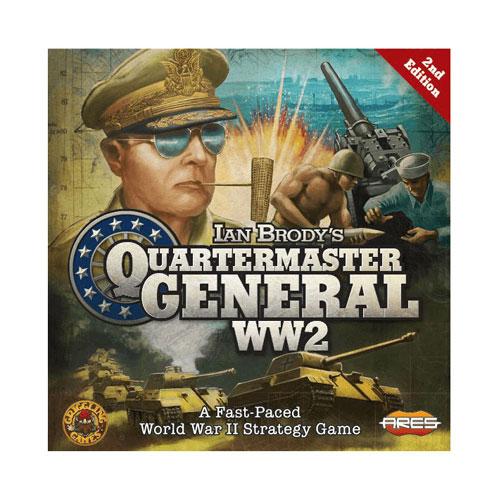 WW2 Quartermaster General - 2nd Edition