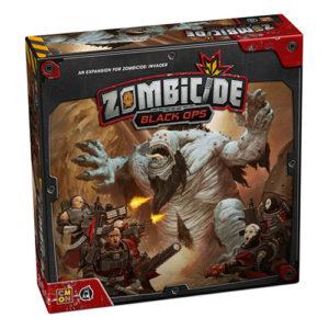 Black Ops: Zombicide Invader