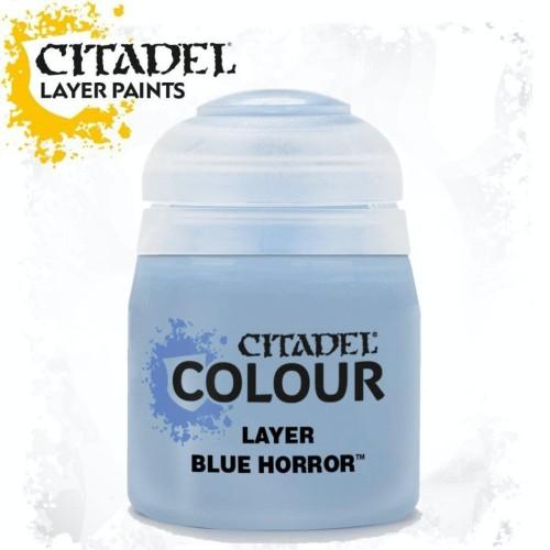 layer blue horror