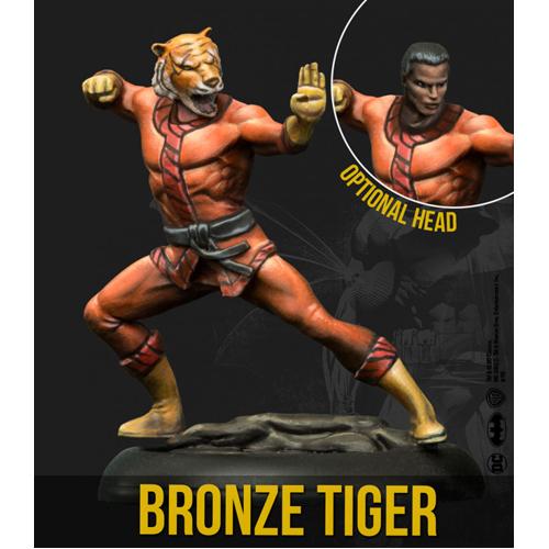 Batman Miniatures Game: Bronze Tiger
