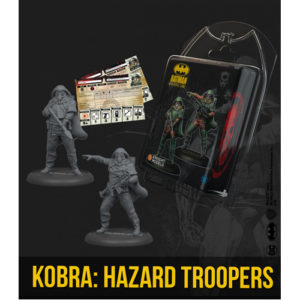 Batman Miniatures Game: Kobra Hazard Troopers