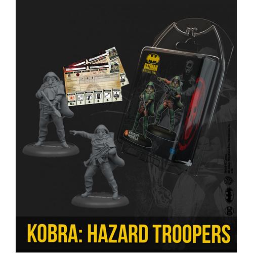 Batman Miniatures Game: Kobra Hazard Troopers