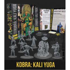 Batman Miniatures Game: Kobra Kali Yuga Bat-Box