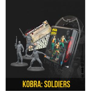Batman Miniatures Game: Kobra Soldiers