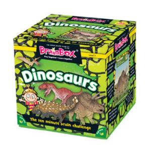 Brainbox Dinosaurs