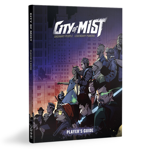 City of Mist RPG: Player Guide