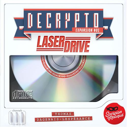 Decrypto: Laserdrive Expansion