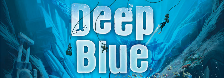 Deep Blue News - Days of Wonder