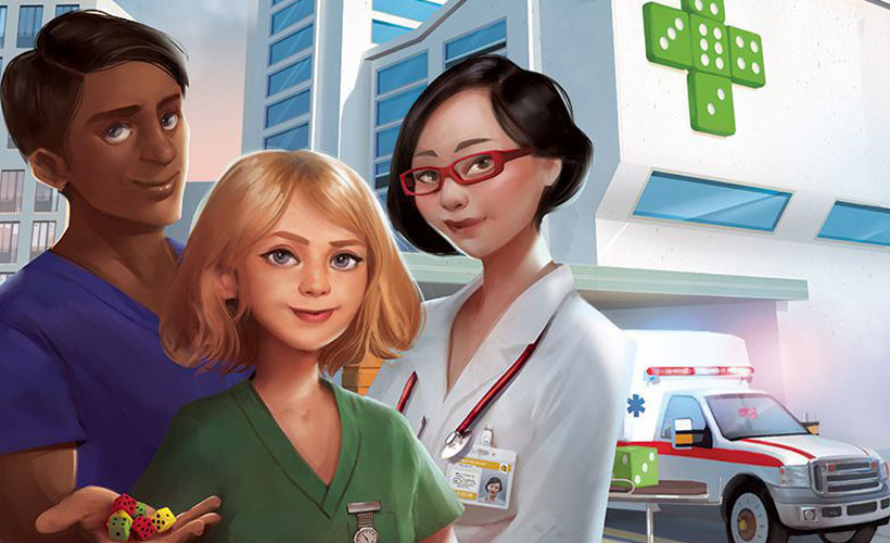 Dice Hospital - How to Play