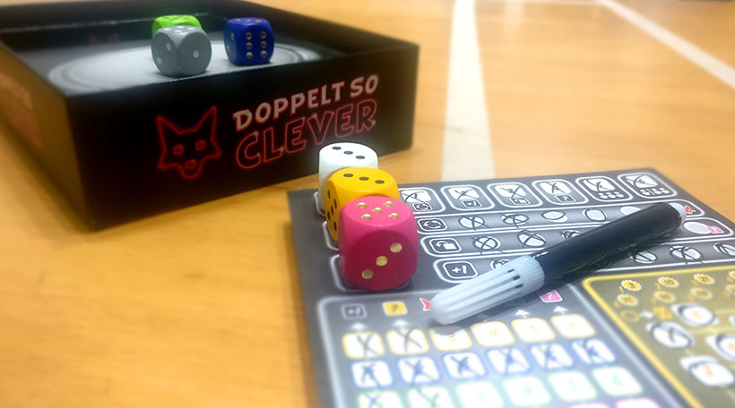 Doppelt So Clever Game Components