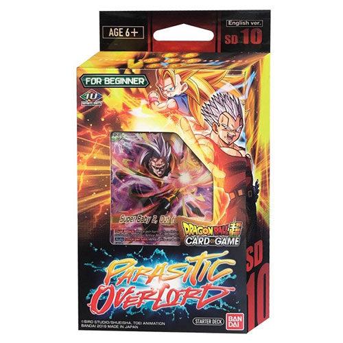 Dragon Ball Super CG Starter Deck SD010