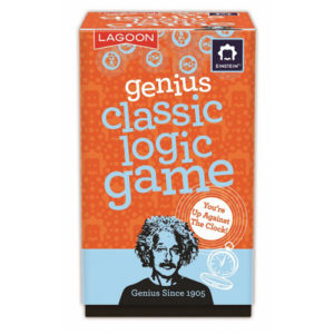 Einstein Genius Classic Logic Game