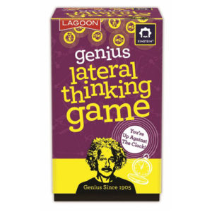 Einstein Genius Latreal Thinking Game