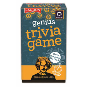 Einstein Genius Trivia Game