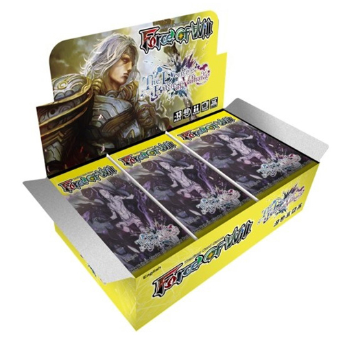 FOW Valhalla Cluster 4: The Decisive Battle of Valhalla Booster Box
