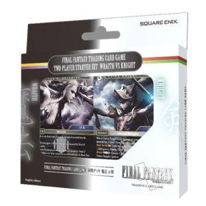 Final Fantasy TCG: 2-Player Starter Set Wraith vs Knight