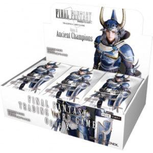 Final Fantasy TCG: Opus 10 - Ancient Champions Booster Box