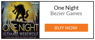 Games for the Pub - Buy One Night Ultimate Werewolf