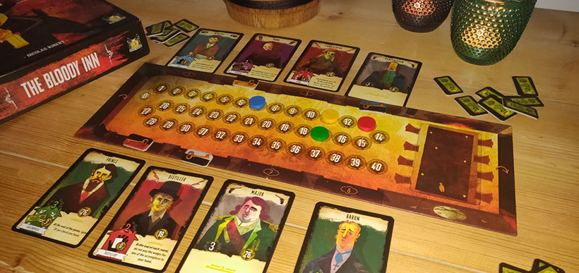 Games for the Pub - The Bloody Inn