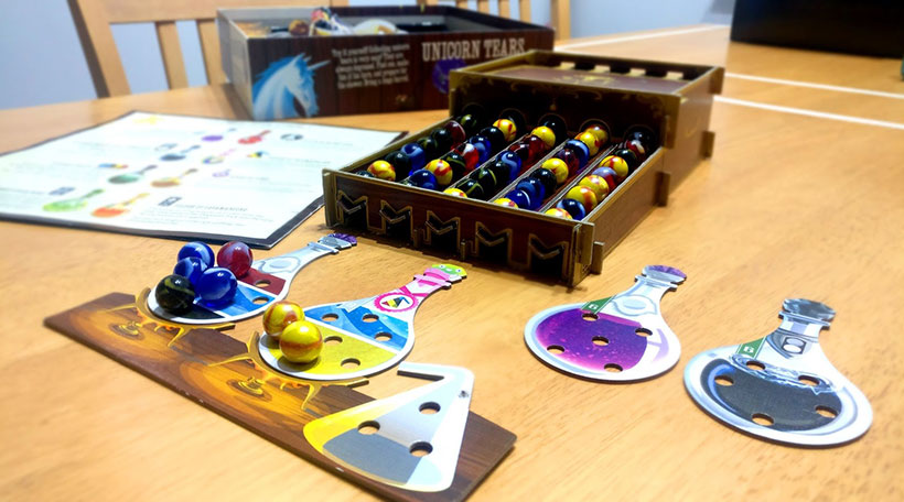 Games with Satisfying Combos - Potion Explosion