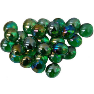 Gaming Stone Colors: Crystal Green Iridized
