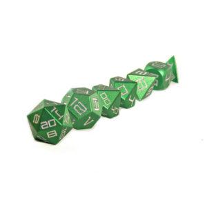 Green Single Coloured Aluminium