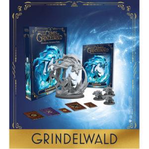 Harry Potter Miniatures Adventure Game: Gellert Grindelwald Expansion